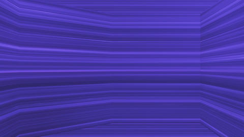 Broadcast Horizontal Hi-Tech Lines Dome, Purple, Abstract, Loopable, HD Animation