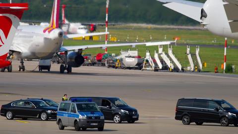 Dusseldorf Airport 2