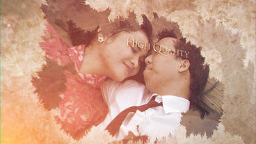 Wedding History - After Effects Template After Effectsテンプレート