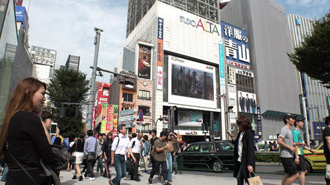 JAPAN TOKYO -SHINJUKU & SHIBUYA- 1