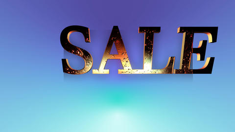 SALE IN GOLD MADE BY ACpixl Animation
