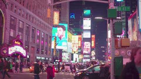 times square, NYC Archivo