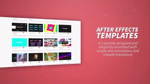 Website Presentation Premiere Pro Template