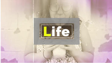 Your Life Your Style AE PJ After Effects Template