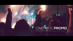 Cinematic Promo Premiere Pro Template