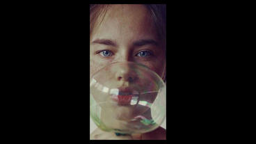 Vertical Typo Stomp After Effects Template