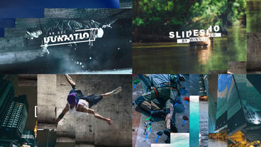 Slideshow After Effects Templates