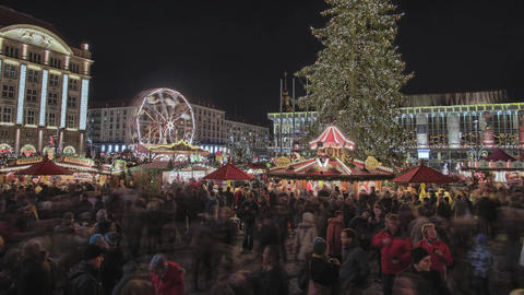 Striezelmarkt Dresden 1
