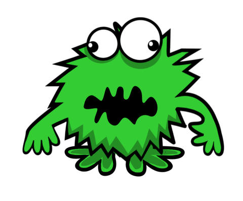 Crazy Monster CG動画素材