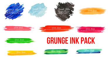 Grunge Ink Pack Premiere Pro Template