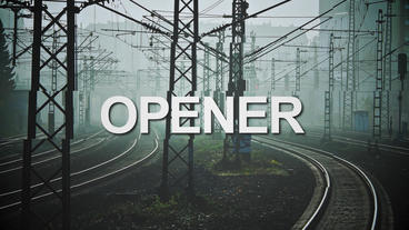 Rhythmic Opener After Effects Template