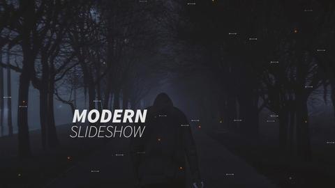 Modern Slideshow Premiere Pro Template