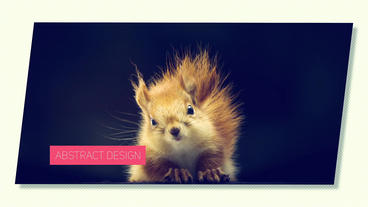 Abstract Modern Promo After Effects Template