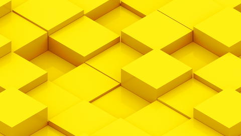 Abstract background with isometric cubes Fotografía