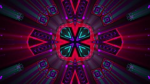 VJ Loops Kaleidocubes 0