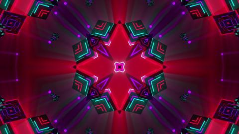 VJ Loops Kaleidocubes 1