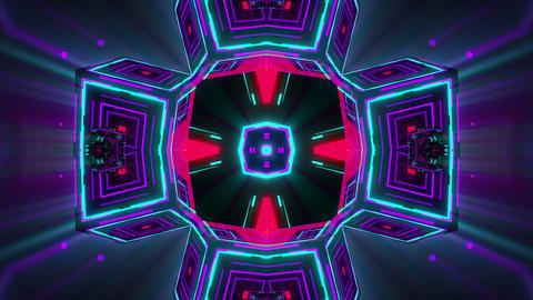 VJ Loops Kaleidocubes 2