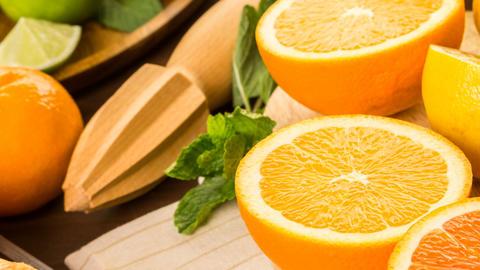 Citrus fruit Live Action