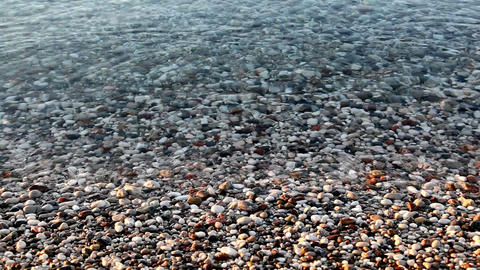 Surf Stones And Water