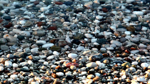 Surf Stones And Water 0