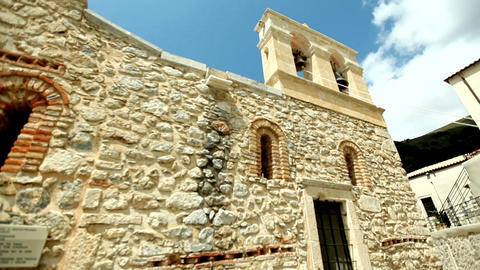 monasteries and churches of Greece Image
