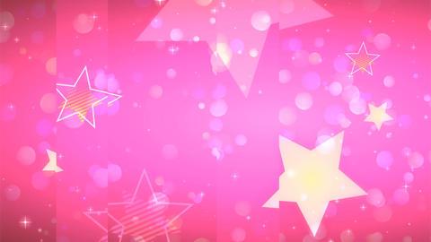 [alt video] Anime style pink glitter