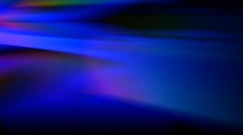 Rainbow distortion refraction swirl leaks overlay background wallpaper blue 02 Foto