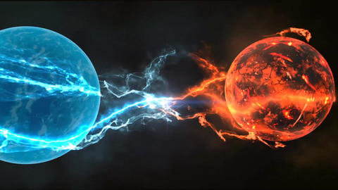 Epic Planet Interaction After Effects Template