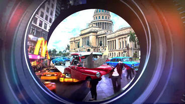 News Opener After Effects Template