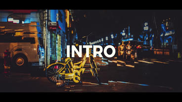 Short Fast Logo After Effects Template