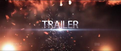 Epic Trailer Titles Plantilla de After Effects