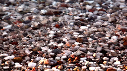 Relaxing surf stones sunset HD Live Action