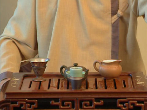 Episode #02, Tea ceremony Footage