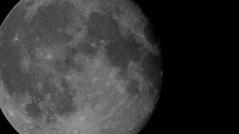 Full moon close-up Image