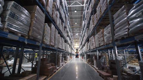 Big Factory Warehouse Image