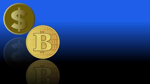 Currencies Animated - US Dollar Bitcoin Shekel Yen 1