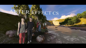 After effect Happ Valentin template After Effects Template
