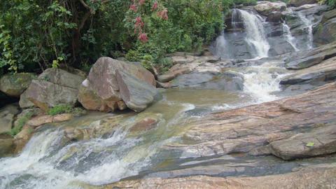 Ghatkhola water fall, Purulia, West Bengal - India Archivo