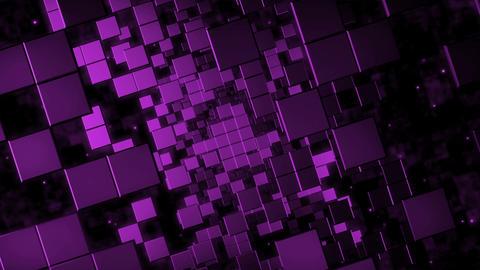 Square Pixels Animation