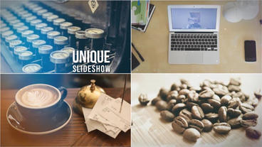 Smooth Slideshow After Effects Templates