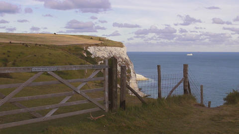 The White cliffs of Dover Footage