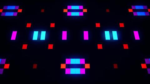 Sci-Fi Colorful Artificial Intelligence AI - VJ Loop Background V2 Animación