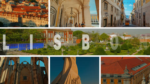 S01989_The Lisbon Collection - A video postcard of some of the most famous Archivo
