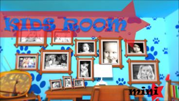 Kids ROOM Plantilla de After Effects