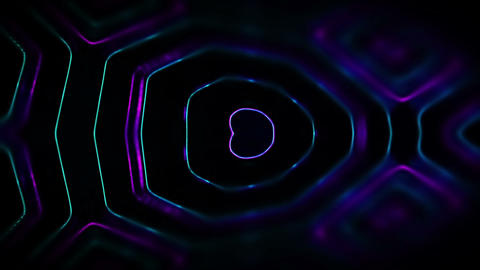 Infinite VJ Loop Background Animation