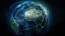 Earth packaging lens地球包装镜头 Animation