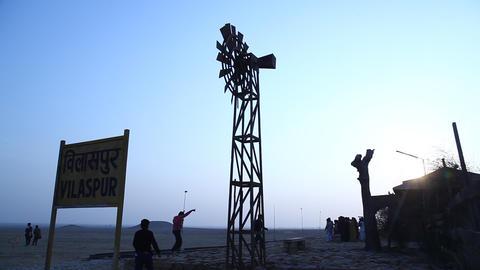 windmill Footage