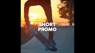 Instagram Short Promo After Effects Template
