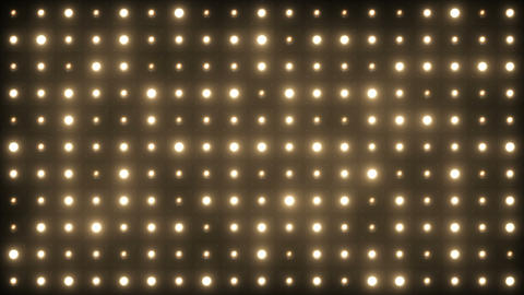 Lights Flashing Wall Panel VJ Stage Loop Animation