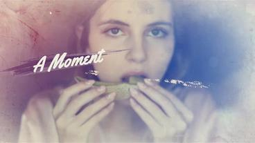 A Moment After Effects Template
